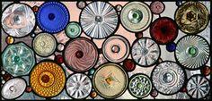 Graveyard Glass Series by Daniel Maher