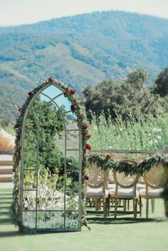 Gorgeous Outdoor Wedding by Rebecca Marie Photography