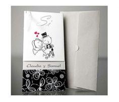 Colección EMMA 2014 – Boda Style Invitación de boda 34903