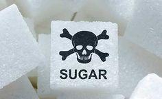 Zucker ist Gift für den Körper