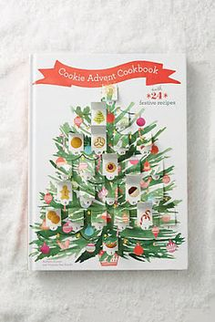 Cookie Advent Cookbook  Being Bohemian: Gifts