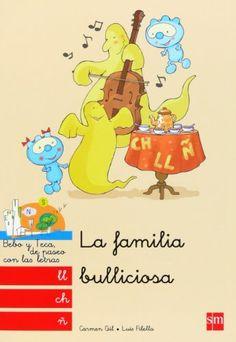 La familia bulliciosa. Carmen Gil. SM, 2012