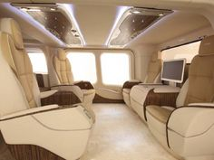 Luxurious Helicopter 5