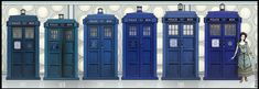 All the TARDIS. <3