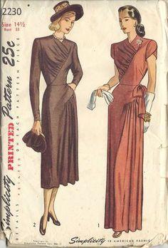!!! patrons années 1940 > Peggyspickles