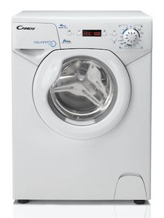 Buy Candy Washing Machines in Cyprus Candy AQUA Case design: Freestanding, Loading type: Front-load, Colour of product: White. White Washing Machines, Small Washing Machine, Aqua, 3d Printed House, Small Apartments, Slime, Caravan, Decir No, Lima