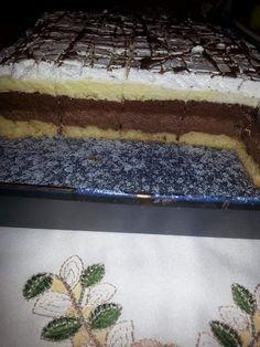 Csokis - vaníliakrémes, habos kocka, egy süti, amivel bárkit elbűvölhetsz! - Egyszerű Gyors Receptek Home Decor, Decoration Home, Interior Design, Home Interior Design, Home Improvement