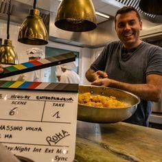 Italian Chef, Italian Dishes, Italian Recipes, Gelato Shop, Italy Magazine, Entrepreneur Books, The Better Man Project, Business And Economics, Restaurant Owner