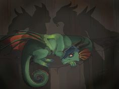 """""""The dragonets all knew Glory hated it, no matter how much she pretended she didn't care."""" Alright so i finished the first book of Wings of Fire and its so good??? Like,,,,,, good. But as a side note, dragons are infinitely more tedious to draw than..."""
