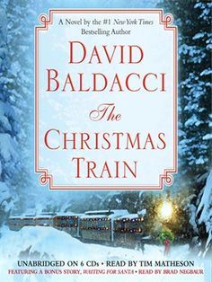 Click this cover for a sample of The Christmas Train.