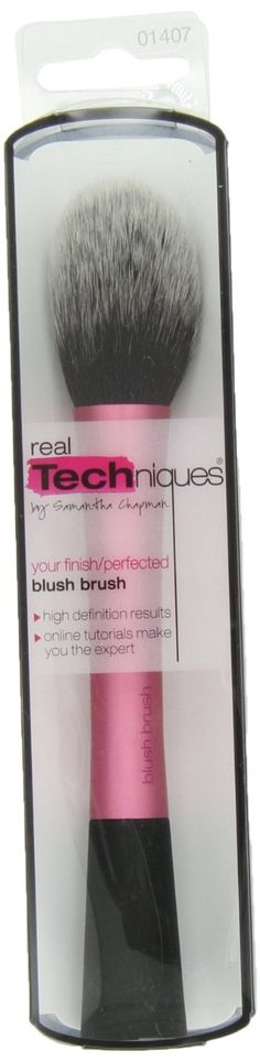 Amazon.com : real Techniques Blush Brush : Cheek Brushes : Beauty