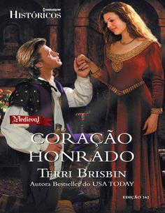 Terri brisbin hq historicos 162 coração honrado