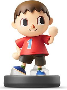 Villager amiibo - Japan Import (Super Smash Bros Series) ❤ Innex