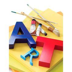 ¡Letras por doquier!  Decora y arma frases con letras de madera. Visítanos www.manticorp.com.mx  #Letras