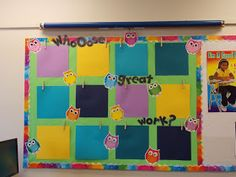 Classroom Decorations Bulletin Board Set : Setting the room up pictures and ideas