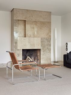 A thorough restoration of one of Bauhaus master Marcel Breuer's lesser-known gems, Villa Harnischmacher II, has just been unveiled by its new owners, Monika Maria and Stefan Eller. Located in Wiesbaden's city centre, the bungalow was originally designe...