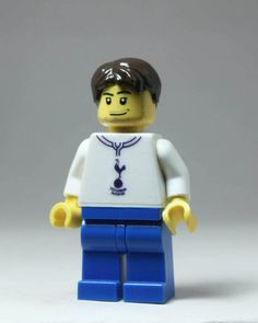 Tottenham Hotspurs Football Club Custom Lego by Tinkerbrick