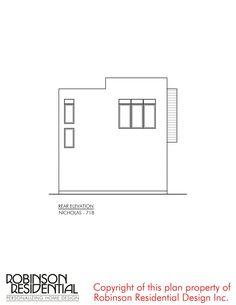 Bungalow House Plans, Tiny House Plans, House Floor Plans, Minimalist House Design, Small House Design, Modern House Design, Plans Architecture, Residential Architecture, Mechanical Room