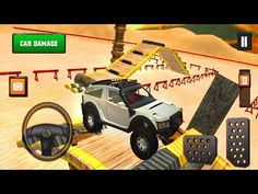 Offroad 4x4 : Car Parking & Car Driving Games 2021 - Android Gameplay - YouTube