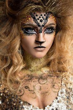 "Zodiac ""Leo"" HMUA & Style: AngieY Photographer: Ladyphoto"