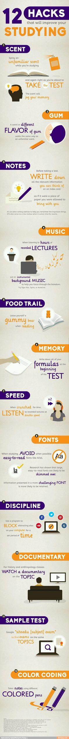 Studying hacks / iFunny :)