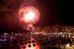 Catalina Island Fourth of July.  Los Angeles Yacht Charter