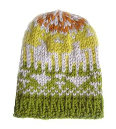 Thunderbird Wool Knit Hat | Women's Bags & Accessories | Claire Verity | Scoutmob Shoppe | Product Detail