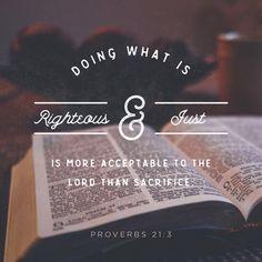 Proverbs 21:3