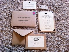 Many wedding invite business can provide a selection of templates where you just have to complete the specific names, places and dates. However, many couples choose to make their own, to make the invitation less stiff and more personalized. Wedding 2015, Wedding Wishes, Diy Wedding, Wedding Events, Dream Wedding, Wedding Ideas, Weddings, Beach Wedding Invitations, Wedding Invitation Wording