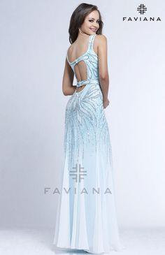 Faviana Glamour Dress S7380 | Terry Costa Dallas