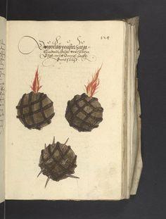 Franz Helm: Buch von den probierten Künsten. vermutl Cham nach 1563. Rare Book & Manuscript Library University of Pennsylvania, LJS 254, fol. 124r