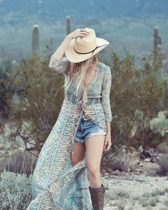 Paisley sheer duster dress | button down light blue turquoise boho Maxi Dress | long vest 3/4 sleeve fall dress western bohemian long dress