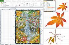 Working on Microsoft Excel, Tatsuo Horiuchi - 2006
