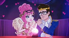 Ever After High: CJ Lou Agor's Rates and Opinions of EAH Couples and Ships…