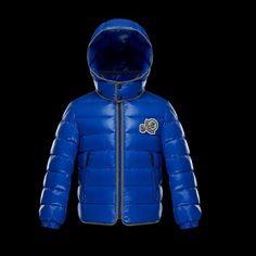 图片 MONCLER ENFANT REMBRANDT pure blue  Moncler Kids Jacket shinny red   moncler 284244f7e36