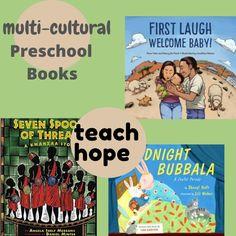 We hope! It's multicultural books for Preschool, Pre-K, Kindergarten – ReadCountCraft Kindergarten Books, Preschool Books, Stay Kind, Curriculum Planning, Pre Writing, Book Themes, Used Books, Pre School, Book Recommendations