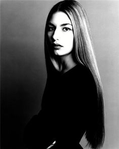 sofia coppola. This is one of my all time favorite celebrity portraits.