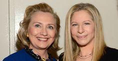Barbra Streisand Says Hillary Clinton's Loss Was 'Heartbreaking' http://www.huffingtonpost.com/entry/barbra-streisand-hillary-clinton-heartbreaking_us_5901f413e4b0026db1dedb50?utm_campaign=crowdfire&utm_content=crowdfire&utm_medium=social&utm_source=pinterest