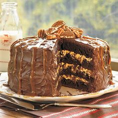 Секретный рецепт самого вкусного шоколадного торта