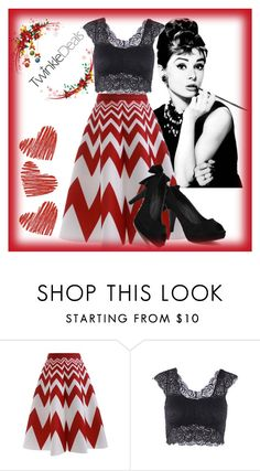 """""""TwinkleDeals FASHION !"""" by jasmine-monro ❤ liked on Polyvore featuring Luxo, skirt, shoes, top and twinkledeals"""