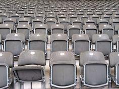 Good seated at Berlin Olympic Stadium