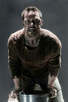 James McAvoy - Macbeth-- according to him this is one of the most challenging roles he has ever played.