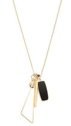 Wouters & Hendrix Charm Pendant Necklace