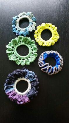 Hårelastikker Crochet Earrings, Jewelry, Craft, Jewlery, Bijoux, Schmuck, Jewerly, Jewels, Jewelery