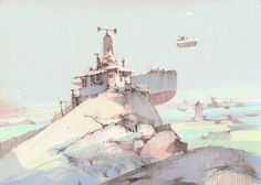 ArtStation - Various Places - 3, Theo Prins