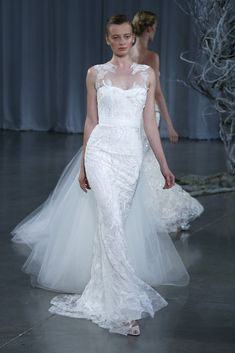 26 Wedding Gowns Fit for a Fairytale... Plus Six White Hot Bridal Trends | OneWed