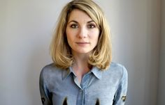 Doctor Who Spoiler News an exciting time when Jodie Whittaker has become the only female Doctor in the shows History Doctor Who 10, 13th Doctor, Female Doctor, Beautiful Celebrities, Beautiful People, Beautiful Women, Jodi Whittaker, Rose And The Doctor, Blake Lively Style