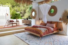 Outdoor Furniture, Outdoor Decor, Bed, Design, House, Sunset, Home Decor, Environment, Bedroom
