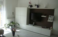 This resembles my downstairs with all the tile! Check out judits's Living Room on IKEA Share Space.