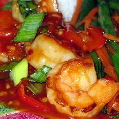 Shrimp recipe - so easy to make and so tasty